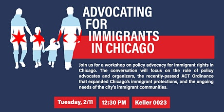 Advocating for Immigrants in Chicago tickets