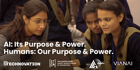 AI - Its Purpose & Power.  Humans - Our Purpose & Power. tickets