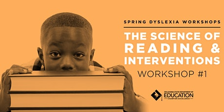 Oklahoma Regional Dyslexia Workshop:  The Science of Reading tickets