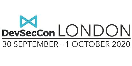 DevSecCon London 2020 tickets