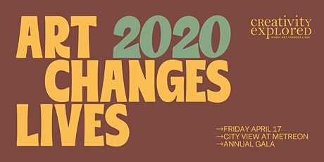 Art Changes Lives 2020 tickets