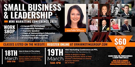 Small Business & Leadership: Mini Marketing Conference