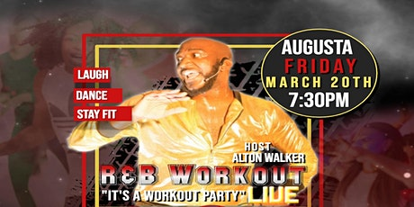 AUGUSTA R&B Workout LIVE with Alton Walker tickets