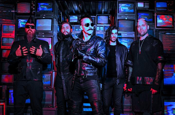CANCELLED: META X TOUR: CARNIFEX & 3TEETH, SKOLD, THE BROWNING image