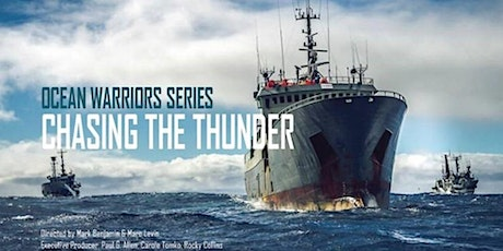 CHASING THE THUNDER: OCEAN WARRIORS tickets
