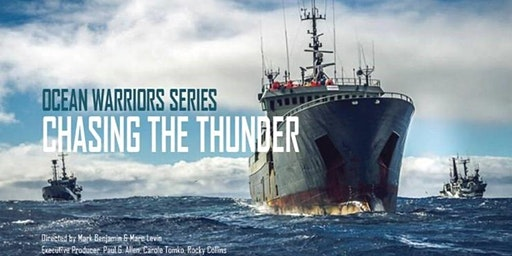 CHASING THE THUNDER: OCEAN WARRIORS