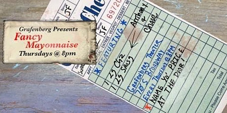 Fancy Mayonnaise Improv And Sketch Comedy Showcase tickets