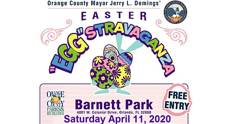 Mayors Easter Egg-stravaganza 2020