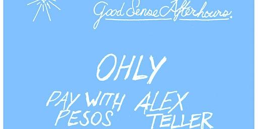 Ohly, Pay With Pesos, Alex Teller