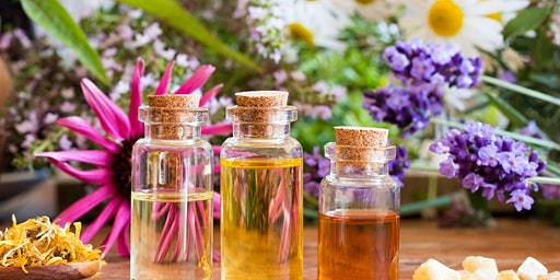 Essential Oils: Beyond Aromatherapy, Make & Take