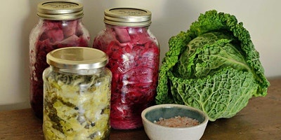 Fermented and Cultured Foods Demonstration Class