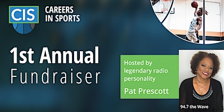 Careers in Sports 1st Annual Fundraiser tickets