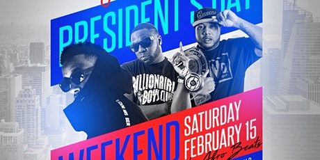 DANCEHALL MEETS AFROBEATS Presidents day weekend |  CARIBBEAN Saturdays @ SOB's  tickets