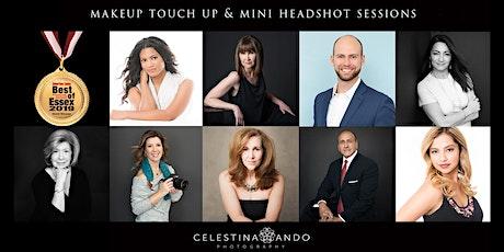 Makeup & Headshots - 5/15 & 5/17 tickets