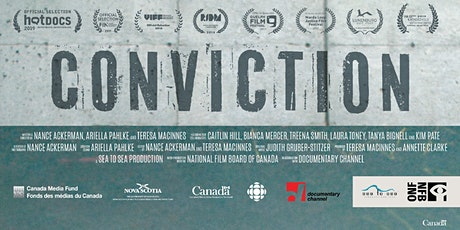 Conviction: Premier Screening and Panel Talk tickets