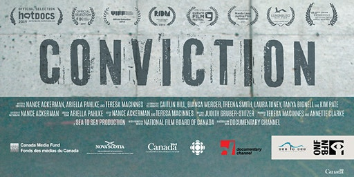Conviction: Premier Screening and Panel Talk