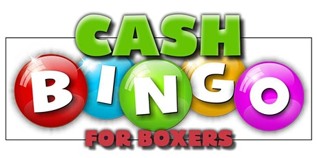 Cash Bingo For Boxers tickets