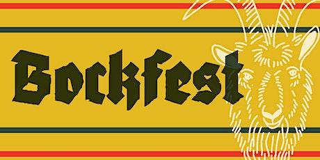 Bockfest 2020 tickets