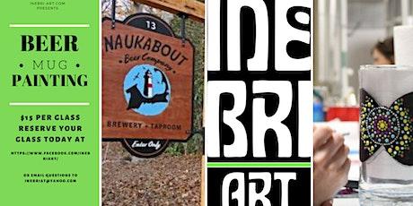 Beer Mug Painting at Naukabout tickets