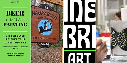 Beer Mug Painting at Naukabout