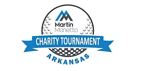 Martin Marietta 2020 Arkansas Charity Golf Tournament tickets