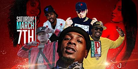 Lil Ronny  MothaF/ Oh Boy Prince live in San Antonio