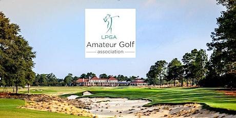 LPGA Amateur Golf Association Practice Rounds - Pinehurst Resort tickets