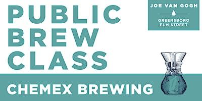 Public Brew Class - Chemex