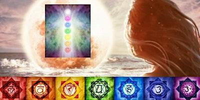 Connect, Balance, and Heal Chakra Circle with Jade
