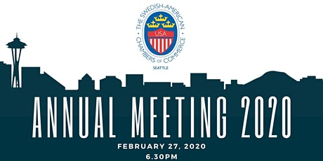 SACC-Seattle Annual Meeting 2020 - Featuring Presentation by Ericsson tickets