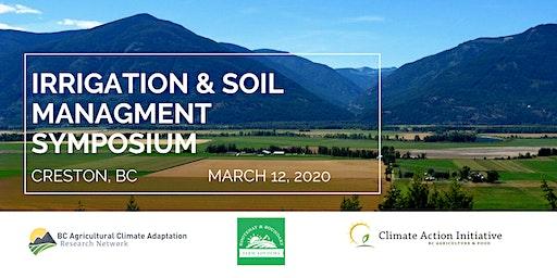 Irrigation & Soil Management Symposium