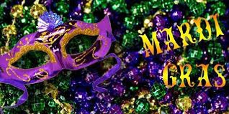 All Saints' Mardi Gras tickets