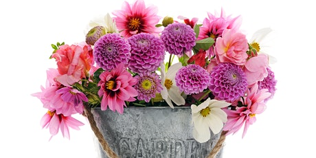 All About Dahlias – Grow, Propagate and Care tickets