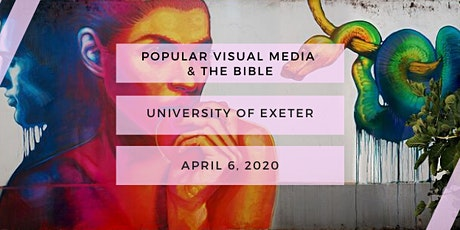 Popular Visual Media and the Bible: Conference tickets