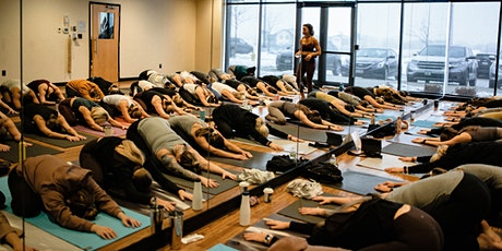 Saturday Community Yoga tickets