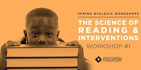 Oklahoma Regional Dyslexia Workshop-The Science of Reading tickets