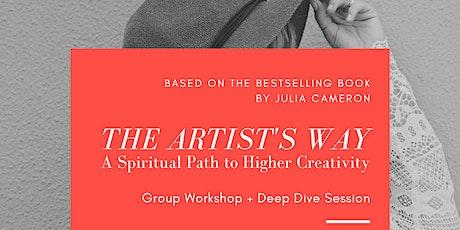 The Artist's Way Workshop tickets