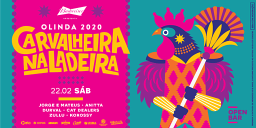 Carvalheira Na Ladeira 2020 - Sábado