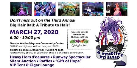 3rd Annual Big Hair Ball - A Tribute to Hair 2020 tickets
