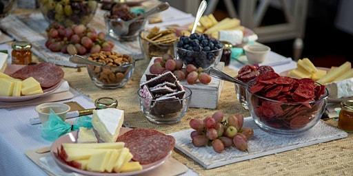 Charcuterie Cheese Board Workshop