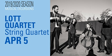 Musical Excursions: LOTT  String Quartet tickets