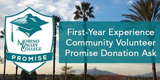 FYE Volunteer - Community Walk - Promise Donation Ask