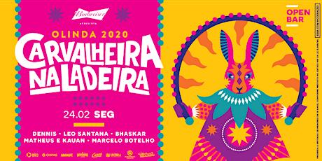 Carvalheira Na Ladeira 2020 - Segunda ingressos