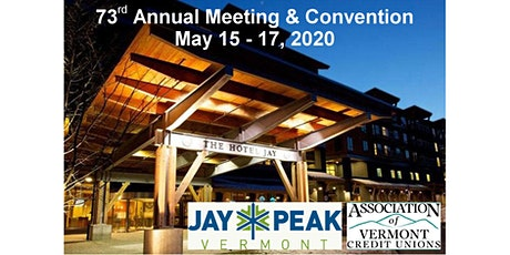AVCU 2020 Convention - A la Carte Meals and Event Registrations tickets