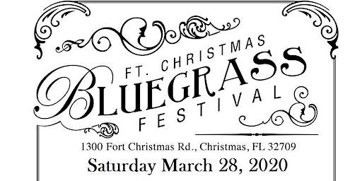 Ft. Christmas Bluegrass Festival 2020