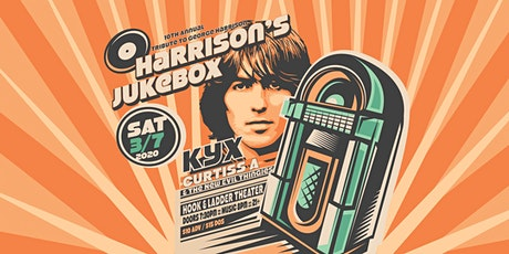 Harrison's Jukebox: A Tribute to George Harrison tickets