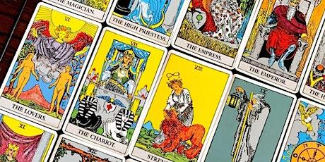 Dinner + Tarot Card Reading w/ Laura Tagawa tickets