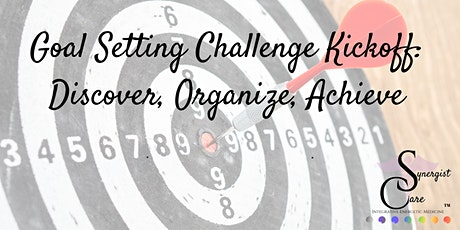 Goal Setting Challenge Kick-Off tickets
