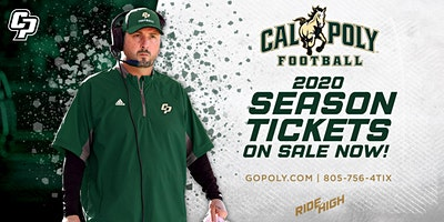 Meet & Greet: Cal Poly Head Football Coach Beau Baldwin at Tin City Cider