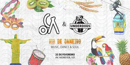 OCA & Underdogs: Carnaval Rio